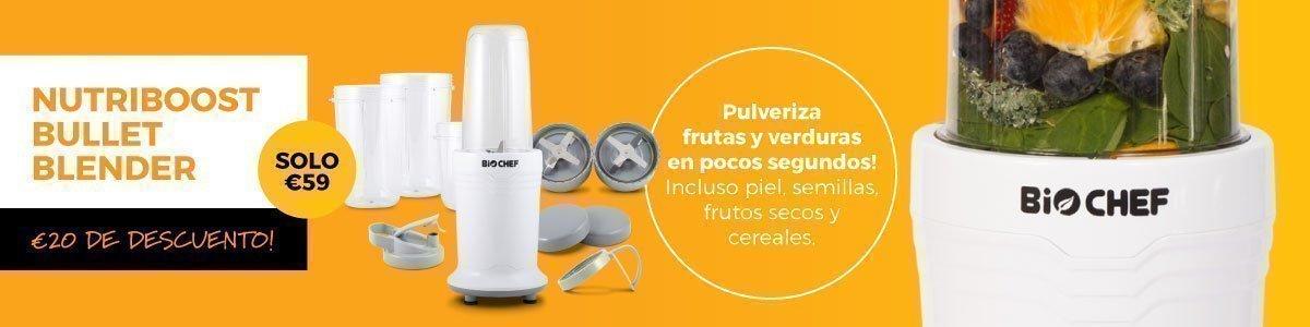 BioChef NutriBoost Personal Blender