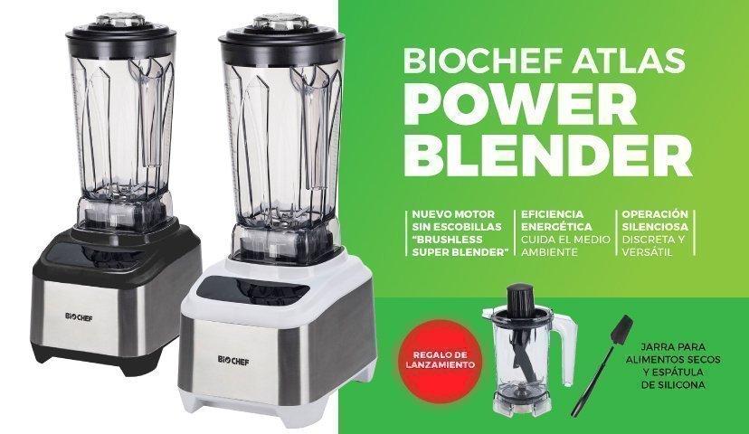 Batidora BioChef Atlas Power Blender