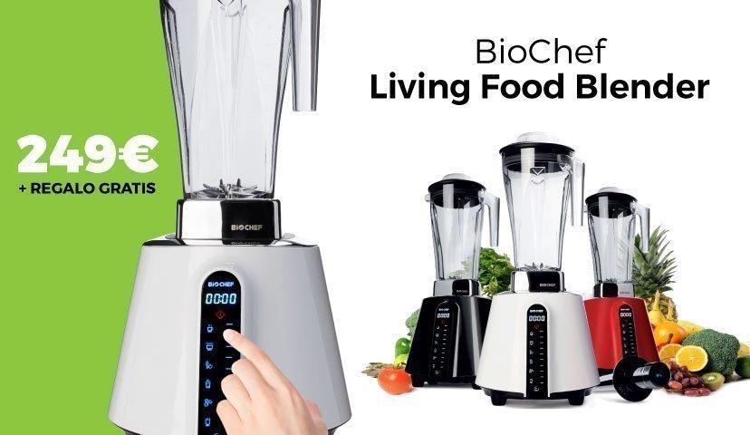 BioChef Living Food Blender