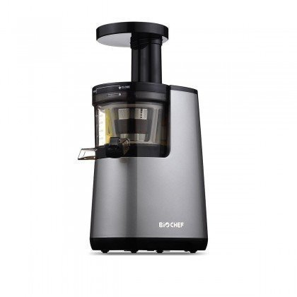 Extractor de zumos BioChef Atlas Juicer color Gris Acero