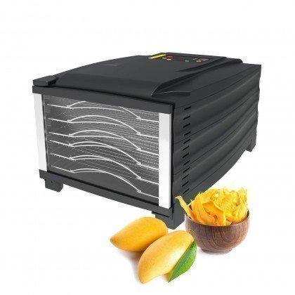 Deshidratador de alimentos BioChef Arizona 6 Bandejas Mango