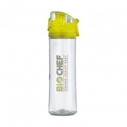 Botella para Smoothies de la marca BioChef de plátsico sin BPA