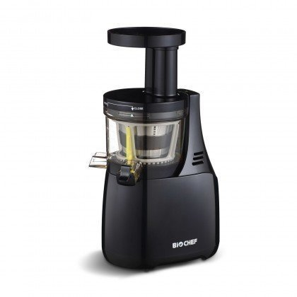 Extractor de zumos BioChef Synergy Slow Juicer color Negro