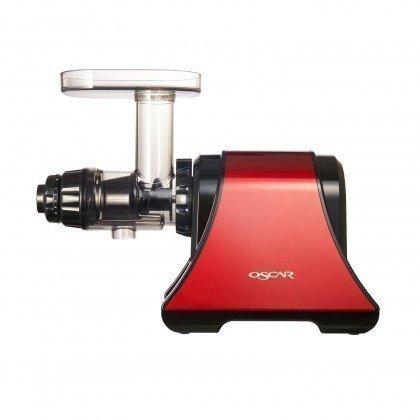 Extractor de zumos Oscar Neo DA 1200 Rojo