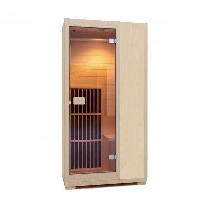 """Sauna de Infrarrojos Zen """"Brighton"""" ZIV015 color Natural"""