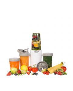 BioChef NutriBoost Personal Blender con frutas y verduras